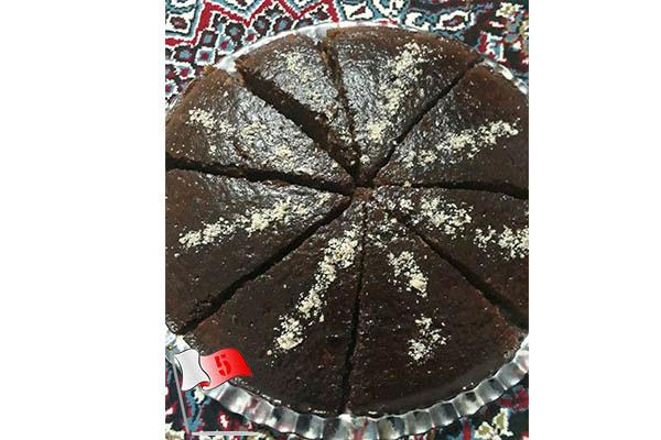 طرز تهیه کیک میوه ای اسفنجی